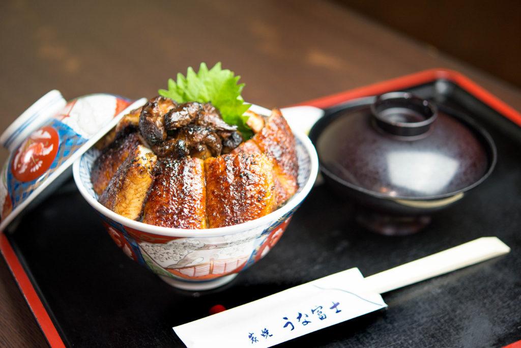 新橋でうなぎが味わえる【炭焼 うな富士 有楽町店】が日比谷OKUROJIにオープン