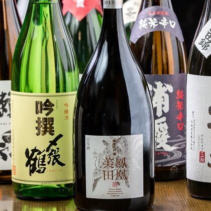 新橋にある地酒が揃ったうなぎ専門店【炭焼 うな富士 東京】